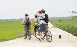cycling Hoian